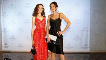 Alejandra Fosalba y su hija Fiona
