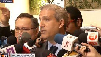 [VIDEO] Duro informe de comité de ética DC por caso Rincón