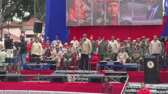 [VIDEO] Venezuela: Chavistas y opositores se encontrarán en masivas marchas este miércoles