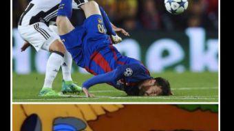 [FOTOS] Los mejores memes del adiós de Barcelona en la Champions League