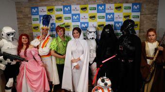 [FOTOS] Revisa las mejores fotos del lanzamiento de la Comic Con 2017