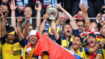 [VIDEO] Última opción: Alexis quiere la Copa FA