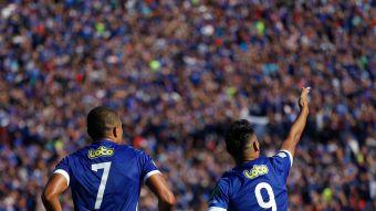 [FOTOS] Las imágenes que dejó el triunfo de la U sobre Wanderers en el Nacional