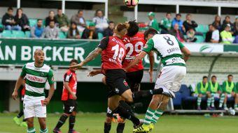 [VIDEO] Goles Fecha 11: Temuco derrota a Antofagasta en el Germán Becker