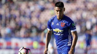 [VIDEO] El goleador Felipe Mora guía a la U hasta la cima del Clausura 2017