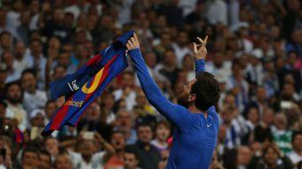 [VIDEO] De Ronaldinho a Kun Agüero: Los saludos de los amigos de Messi por sus 500 goles