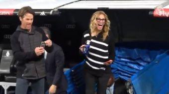 [VIDEO] Así fue la emotiva visita de Julia Roberts junto a su familia al Santiago Bernabéu