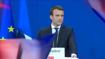 [VIDEO] Elecciones en Francia: ¿Quién es Emmanuel Macron?