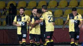 [VIDEO] Goles Primera B fecha 14: Coquimbo vence con lo justo a San Marcos de Arica