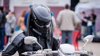 [FOTOS] Los 20 diseños de cascos de motos más raros del mundo