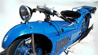 [FOTOS] Los más extraños y curiosos diseños de motos en el mundo