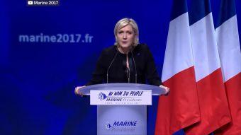 [VIDEO] Marine Le Pen: la líder de la ultraderecha francesa que inquieta a Europa