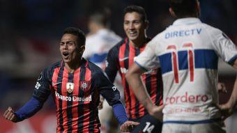 [VIDEO] La UC cae frente a San Lorenzo y complica su opción de avanzar en Copa Libertadores