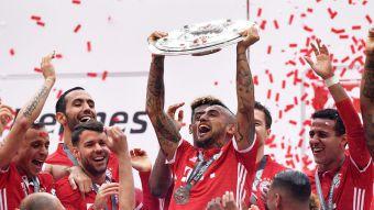 Arturo Vidal y Bayern Munich se pueden coronar este fin de semana en Alemania