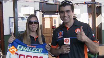 [VIDEO] D13 Motos: Celebrando el día del Carabinero, compartimos con Ignacio Casale y más