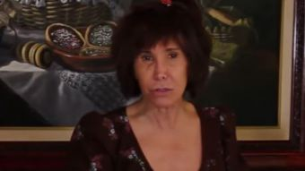 """Florinda Meza como """"La Chimoltrufia"""""""