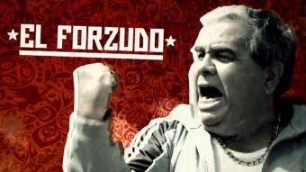 """[VIDEO] """"El Forzudo"""" que dará que hablar en la Copa Confederaciones que se vive en Canal 13"""