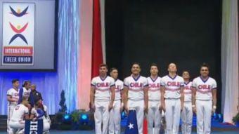 [VIDEO] La rutina del equipo chileno con la que se coronaron campeones mundiales