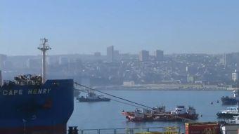 [VIDEO] Valparaíso a prueba tras seguidilla de sismos