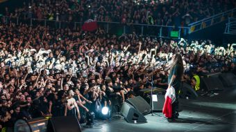 [FOTOS] Así fue el nuevo paso de Slayer por el Movistar Arena