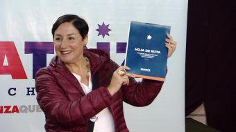Beatriz Sánchez propone una Reforma Tributaria