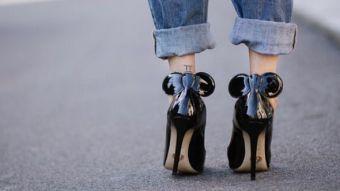 Los zapatos inspirados en Minnie que crearon furor