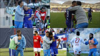 """[FOTOS] Guillermo Hoyos: el afectuoso estilo del DT campeón con la """"U"""" en 10 imágenes"""