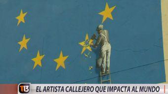 [VIDEO] Banksy: el artista que provoca al mundo