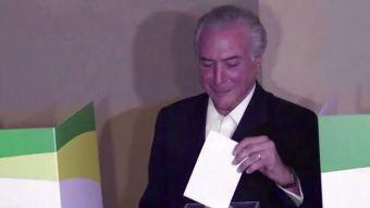 [VIDEO] Protestas en 13 ciudades de Brasil