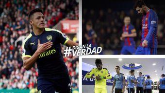 [VIDEO] #DLVenlaWeb: Futuro de Alexis, caso Messi, goles y bochorno deportivo