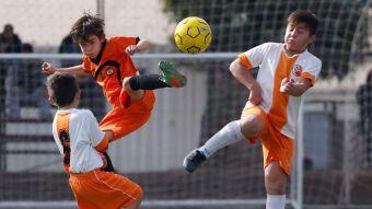 [FOTOS] Las mejores imágenes de la 7° y entretenida fecha del Fútbol Joven