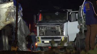 [VIDEO] La Araucanía: invocan ley antiterrorista tras nuevo ataque a camiones