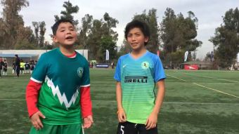 [VIDEO] Niños del Fútbol Joven bailan al ritmo de Despacito de Luis Fonsi