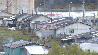 [VIDEO] Los nuevos inmigrantes en la ciudad más austral de Chile