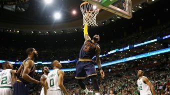 LeBron comanda a Cavaliers a la Final NBA contra Warriors | Tele 13