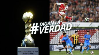 [VIDEO] DLVenlaWeb: Copa Confederaciones, Libertadores, Alexis y más