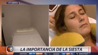 [VIDEO] Siestario: un espacio para dormir, descansar y relajarse