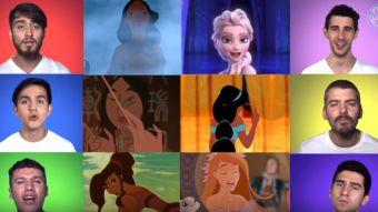 Las mujeres detrás de las voces de las princesas Disney