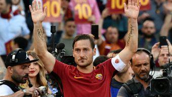 [VIDEO] Toda una vida en Roma: El adiós de Francesco Totti