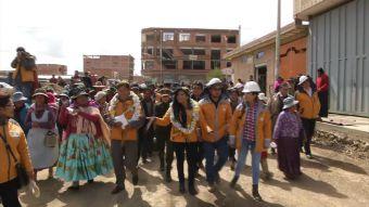[VIDEO] Soledad Chapetón: la alcaldesa boliviana que desafía a Evo Morales