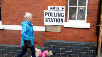 [FOTOS] Gran Bretaña vota un revés para Theresa May