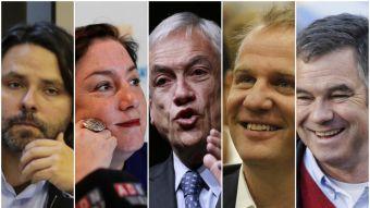 [VIDEO] Revisa la franja de las primarias presidenciales de Chile Vamos y el Frente Amplio