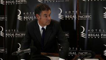 [VIDEO] Ossandón se querella y acusa operación política