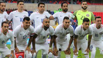 El calendario de Chile en la Copa Confederaciones que vives por Canal 13