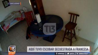 [VIDEO] Exclusivo: La celda que usaba el comandante Emilio para los secuestros en México