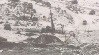 [VIDEO] Cierre de mina paraliza al pueblo de Chile Chico