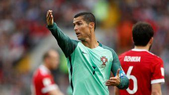 [FOTOS] Las mejores imágenes del triunfo de Portugal sobre Rusia en Copa Confederaciones