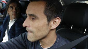 [FOTOS] Un emocionado Justo Villar se despide del Monumental y sus hinchas
