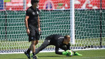 [VIDEO] DT de Alemania con Ter Stegen al arco buscará ante Chile su triunfo 100