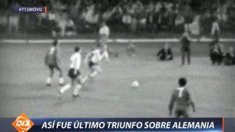 [VIDEO] Chile vs. Alemania: El último triunfo de La Roja sobre los campeones del mundo